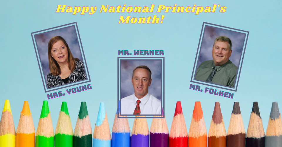 Happy National Principal's Month!