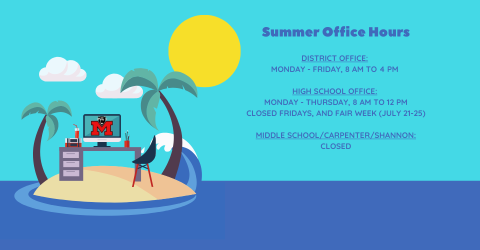 Summer Office Hours (1)